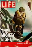 COVER MAGAZINE MIGHTY EIGHT by roback