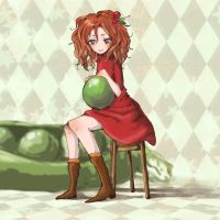 Arrietty by starsalad