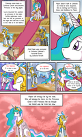 Chapter 9 : The Princess And The Knight by vavacung
