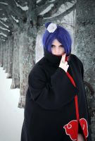 Konan - Don't touch him! by Millahwood