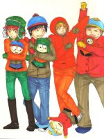 South Park by Yuicia