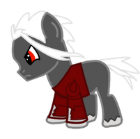 Dark Knight, The Crimson Colt by FrostQuill