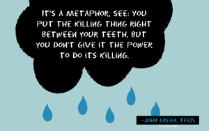 It's a Metaphor - TFiOS Wallpaper by eembuc1000