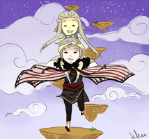Let's Fly! by Hhui