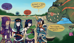 Monster Hunters by chibitrinity