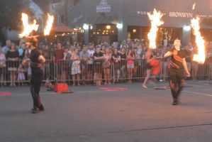 Ignite the Night Fire/Food Fest,Hot Head and Hands by Miss-Tbones