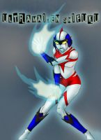 UltraMaiden Shifuku by LOLOexists