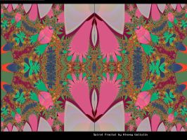 Kaleidoscope animation (video in details) by pgmatg