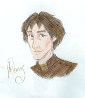 Remus Lupin, you so fine by HILLYMINNE