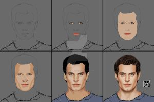 Henry Cavill - Step by Step by daniel-morpheus
