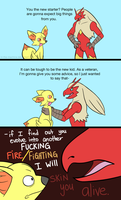PKMN: Veteran's Advice by In-The-Machine