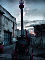 Traction Engine by iva-is-me