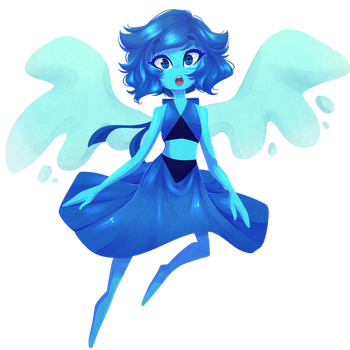 Lapis + SPEEDPAINT by Looji