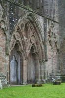 Tintern Abbey 44 - Stock by GothicBohemianStock