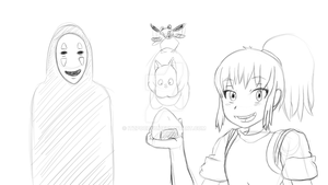 I've Been Spirited Away by iTzPochuu