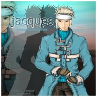 JACQUES - Suikoden 3 by blitzball