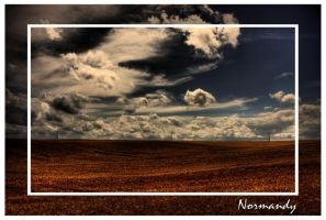 Normandy HDR by HDRX