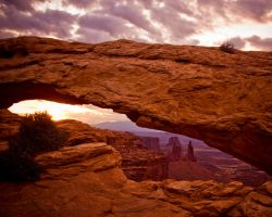 The Arches Moab, Utah 10 by MindWinder
