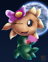 Commssion Primal Sunflower by HG-The-Hamster