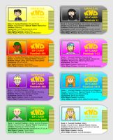 KND Occult Squad IDs by Redtriangle