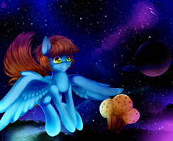 Lost in Space by TheTarkaana