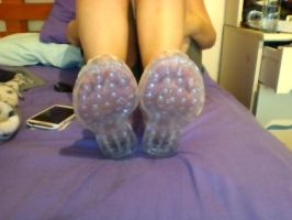 Jelly shoes 2 by Girl-With-Cat-Claws