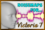 Victoria 7 Seamless Noisemaps by Skiriki