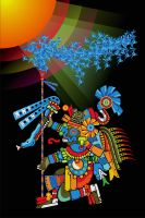 Tlaloc-Color by TuKan