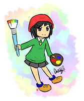 Adeleine by ChrissyHearts