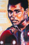 Mohamed Ali - Muhammad Ali by pErs