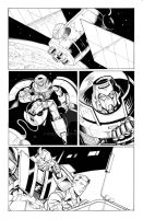 IDW Transformers 11 page 17 by GuidoGuidi