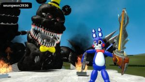 Battle with Nightmare [GMod] by seungwon3936