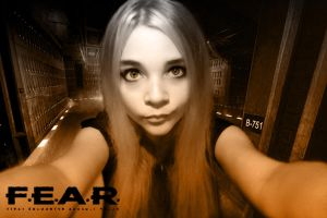 F.E.A.R Alma Wade by Bellastanyer