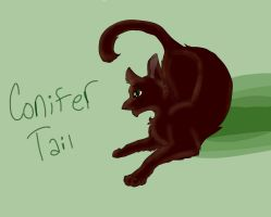 Conifertail by mistyfeather2832