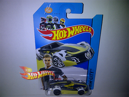 HW City Marco Reus MR11 by idhotwheels