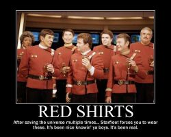Red Shirts 2 by BowlerHatProductions