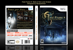 Fatal Frame IV Mask of the Lunar Eclipse boxart by NerdySimmer