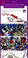 Transformers Art Meme by chingc