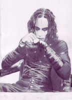 Brandon Lee by Devil-of-neurosis