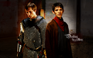 Merlin And Arthur - Destiny by Nyah86