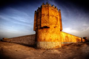 Qatar - Wakra - Fort Tower by GiardQatar