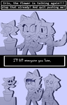 -comic- Flowers are a big deal by ultimatewino