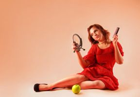 Mirror, mirror.. by xn3ctz