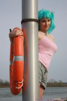 Bulma Life Saver by The-Cosplay-Scion