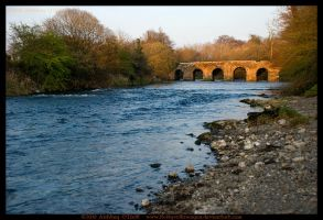 The Nine Arches, Ireland by fluffyvolkswagen