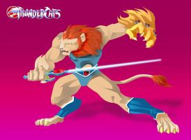 THUNDERCATS HOOOO by cheetor182