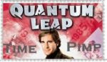 Quantum Leap Stamp by maggot216