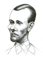 Jesse James by Caricature80