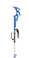 Abbysal Tide Keyblade by portadorX
