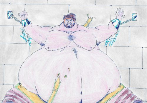 Hercules obese by emmemmeit